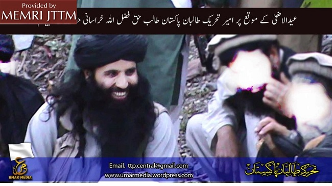 TTP Emir Maulana Fazlullah Urges Pakistanis To Quit Government Jobs, Says: 'We Are Performing The Role Of Islam's Frontline And Those Who Are Against Us Are The Frontline Of Kufr'