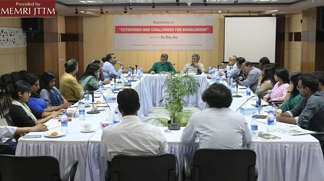 After Foreign Nationals Killed By ISIS, Bangladeshi Intellectuals Debate Extremism And ISIS Threat To Bangladesh