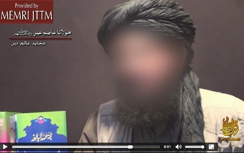 Identity Of AQIS Chief Maulana Asim Umar Revealed: Real Name Is Sanaul Haq From Northern Indian Town Of Sambhal