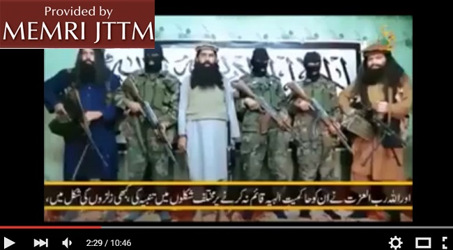 Pakistani Taliban Commander Vows To Attack Schools, Colleges, Universities For Supplying Human Resources For Democratic System In Pakistan