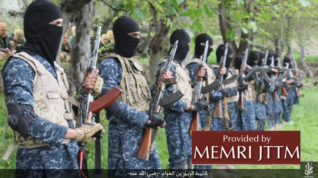 ISIS Releases Images Of Fighters Based In Khurasan