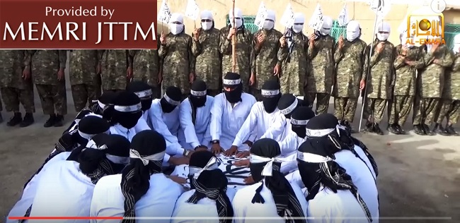 In Video, Hundreds Of Taliban Militants And Supporters Offer Oath Of Fealty To Afghan Taliban Leader Mullah Haibatullah Akhunzada