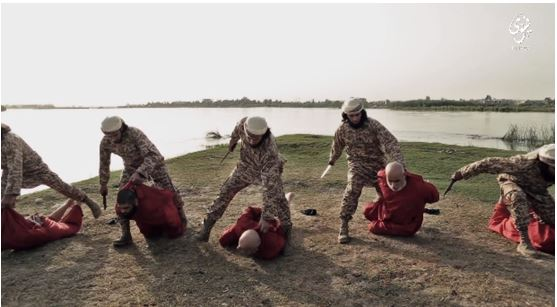 ISIS In Ninawa Province Executes Men Who Allegedly Spied For The Kurds